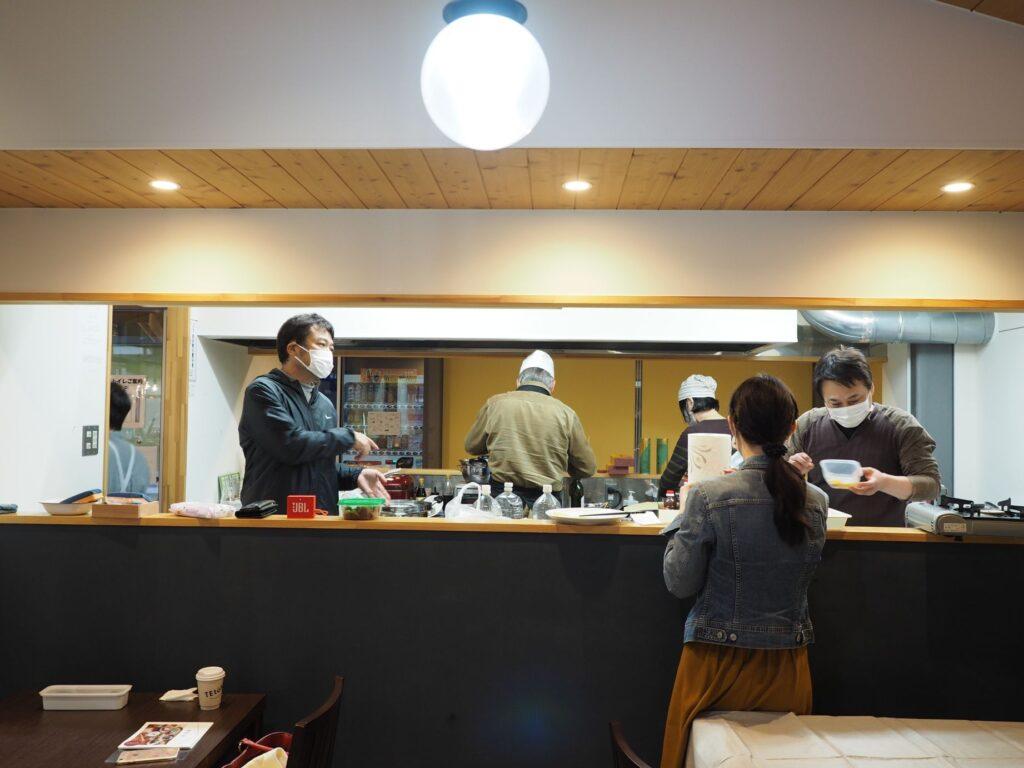 シェアキッチンイベント_試作会